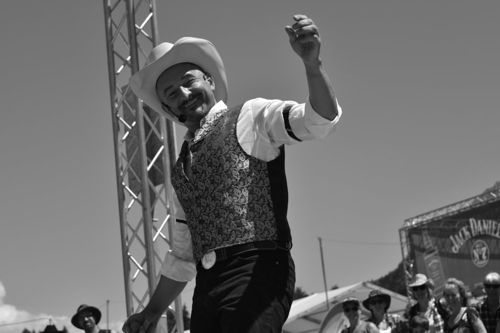 Francesco Martini - am Trucker & Country-Festival 2019