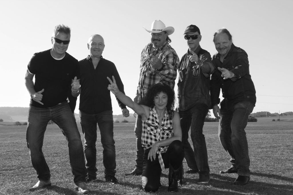 Heinz Flueckiger & The Cool Bunch - Trucker & Country-Festival 2020