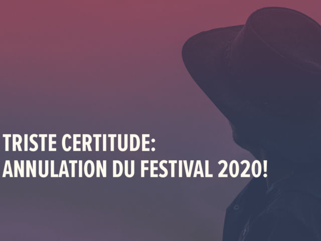 Annulation - Trucker & Country-Festival 2020