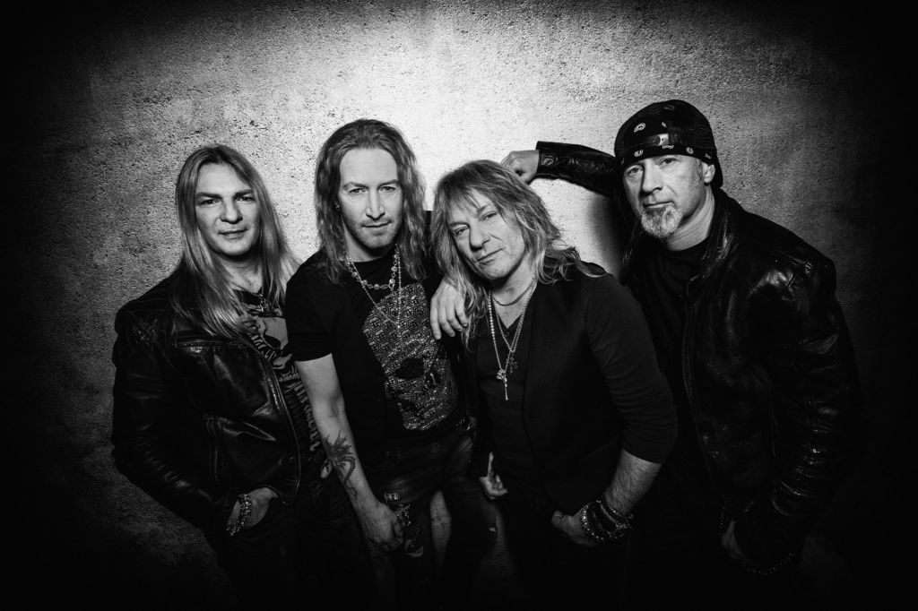Gotthard / CH am 26. Juni 2020 am Trucker & Country-Festival