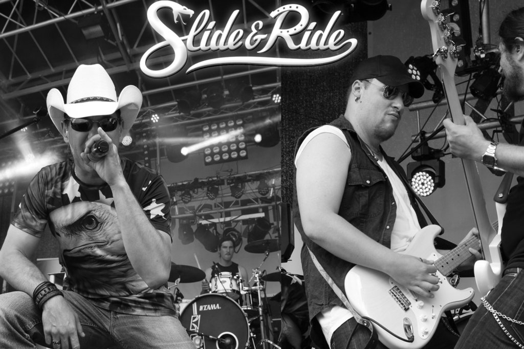 Slide & Ride - Samstag am Trucker & Country-Festival 2019