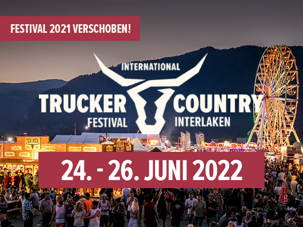 Absage Trucker & Country-Festival 2021