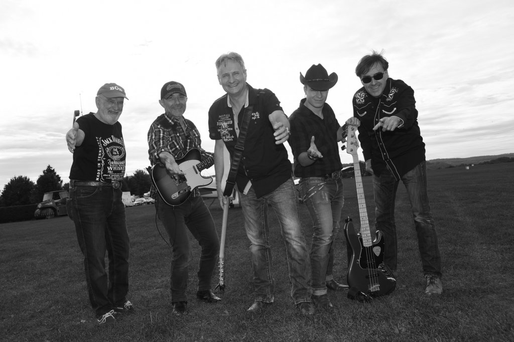 Wolf and Band - Sonntag am Trucker & Country-Festival 2019